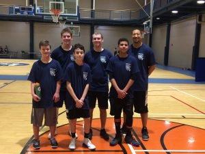 Big Buckets North Penn PAL 2018 Tournament Champs